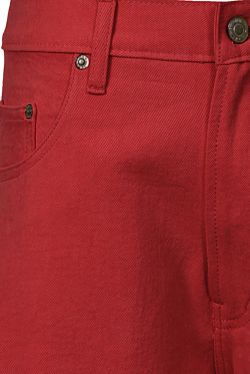 Mens Pure Cotton Coloured Drill Jeans #3