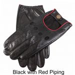 Mens Leather Driving Glove
