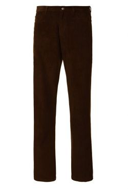 Mens Country Cord Jeans Corduroy Jeans Dark Chocolate