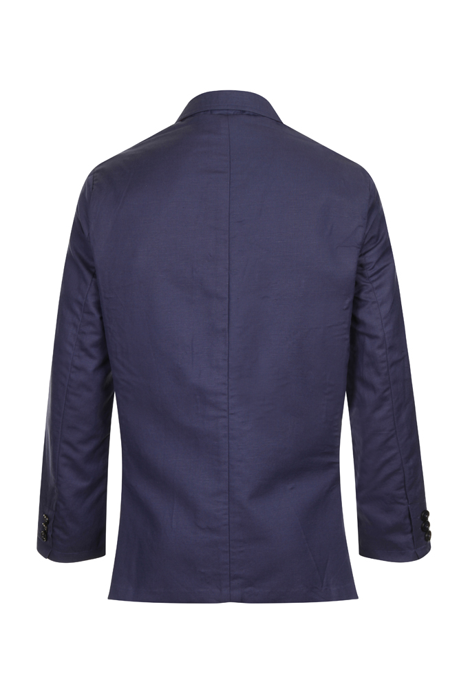 Mens Linen Blazer Navy A010 Jackets And Blazers