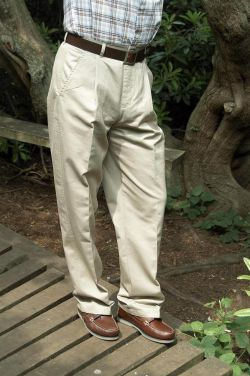 Mens AOL104 Chino Trousers Luxury Chino Trousers