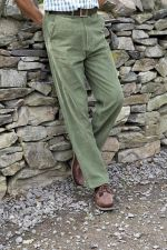 Mens City Cords Corduroy Trousers