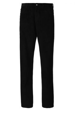 Mens A202 Country Cord Jeans Corduroy Jeans Black