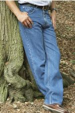Mens Denim Jeans for Work Wear and Casual Wear Made to measure denim jeans for men