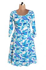 Alexanders of London Style 4411 100% Viscose Sophia Dress